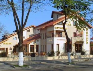 Tecuci - Complex Hotelier Parc