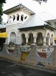 Vila Vasile Beldie de pe bulevardul din Tecuci