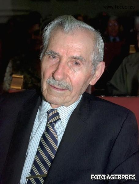 Economistul Anghel Rugina.