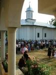 Hramul Manastirii Adam