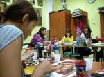 Clubul elevilor concursul de pictura