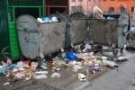 containere cu gunoi Tecuci
