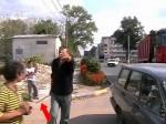 Jurnalist Agresat la Tecuci