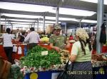 Piata centrala Tecuci 2010