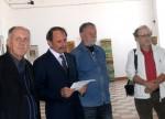 Vernisaj Tulei - Mateescu la Tecuci