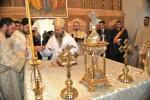 Sfintirea Altarului Bisericii Inaltarea Domnului - Tecuci