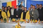 Crin Antonescu la Sfintirea sediului PNL Matca