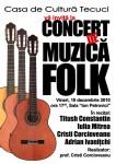 Concert de muzica folk