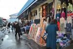 Pieţari tecuceni, afectaţi de condiţii şi încasări