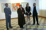 Expozitia Sava si Ioana David