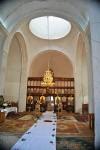 Interiorul Bisericii Inaltarea Domnului
