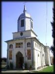 """Biserica """"Sfinţii Voievozi"""" Vechi din Tecuci"""