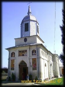 Biserica Sfintii Voivozi