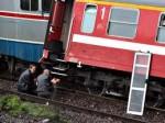 Tren deraiat Berheci