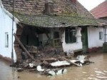 casa inundata
