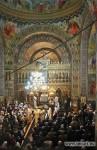 Slujba la Catedrala Sf. Gheorghe din Tecuci