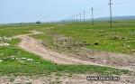 Drumul dintre cartierul Criviteni si satul Ungureni