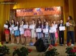 """Festivalul """"Floare de april"""" desfasurat la Tecuci 2011"""