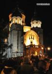 Invierea la Catedrala Sf. Gheorghe din Tecuci 2011