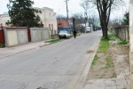 Strada Ionita Hrisanti din orasul Tecuci