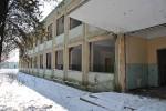 Liceul Agricol din cartierul Balcescu, orasul Tecuci