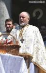 Preot  Vasile Ramfu, Catedrala Tecuci