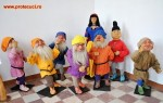 Figuri de ceara in expozitia de la Tecuci