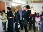 Coada la biroul pasapoarte din orasul Tecuci