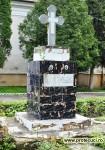 Monument tineri revolutionari Tecuci
