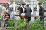 Pastele blajinilor in cimitirul Tecuci, 2011