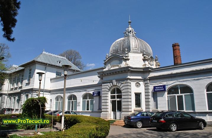 Spitalul Municipal Anton cincu din Tecuci