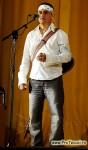 Titus Constantin in concert folk in Tecuci