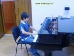 """Adrian Top, calificat în etapa a II-a, la """"Pro Piano România"""""""