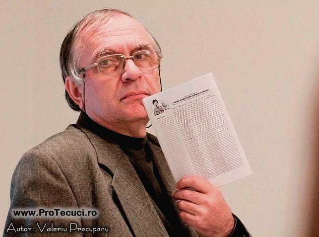 """Viorel Burlacu – """"Memoria hârtiei"""" cu gândul la """"apuse vremi"""""""