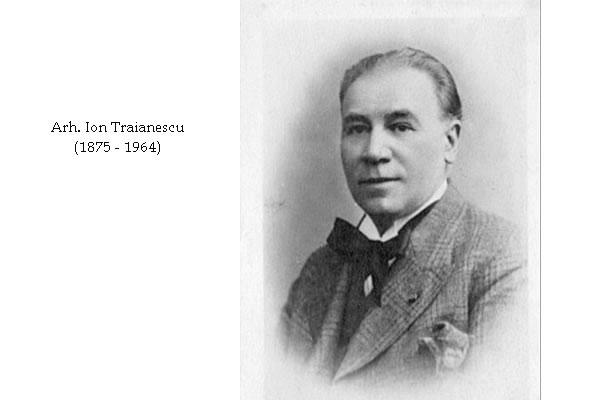 "Arh. Ion Traianescu - ,,Catedrala Sf. Gheorghe"" Tecuci"