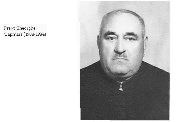 "Preot Gheorghe Capmare - ,,Catedrala Sf. Gheorghe"" Tecuci"