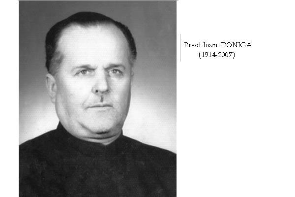 """Preot Ioan DONIGA - ,,Catedrala Sf. Gheorghe"""" Tecuci"""