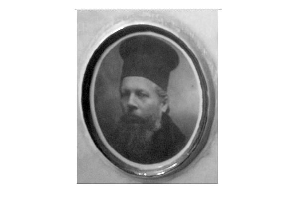 """Protopop Nicolae Conduratu - ,,Catedrala Sf. Gheorghe"""" Tecuci"""