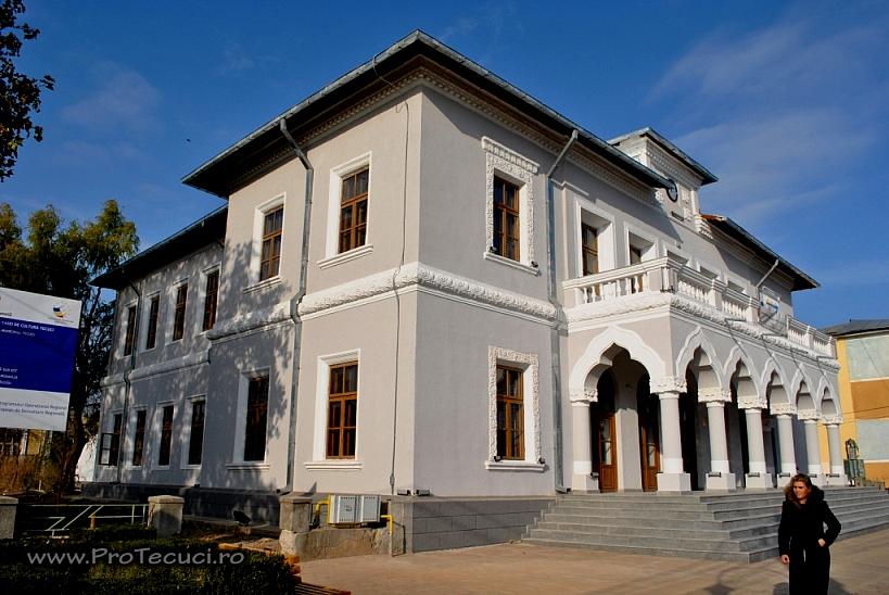 Casa de Cultură a Municipiului Tecuci