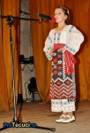 Spectacol la Tecuci de ziua Nationala