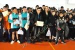 Turneul de rugby tag - martie 2012 Tecuci