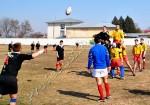 Un turneu de rugby la Tecuci