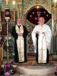 Preotul Damian si Ghe. Joghiu_tecuci.eu