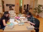 Bibliotecari-voluntari