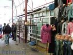 TECUCI - schimbarea ulucelor piata de haine