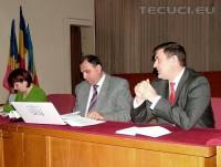 Tecuci - Sedinta deindata a consiliului local
