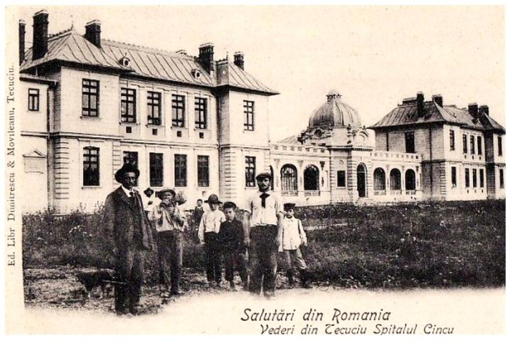 Tecuci-spitalul-Cincu-1904-1910