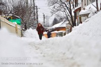 Imaginea zilei: Tecuciul, un oraş occidental (13)