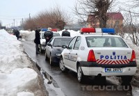 Blocaj-Politia-Tecuci