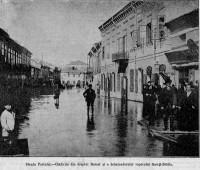 Inundatiile catastrofale din Galati 1897
